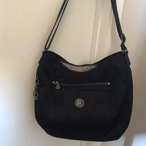 Black Kipling Handbag